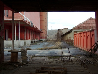 The old bread factory