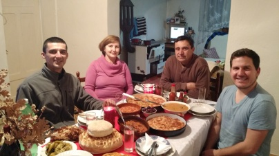 Our Macedonian family