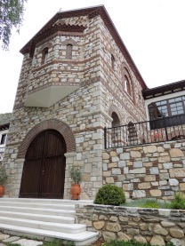 New monastery built on an ancient site