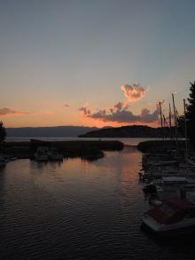 Amaaaaazing sunset