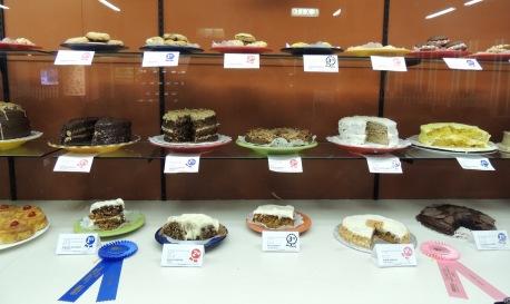 Award-winning cakes