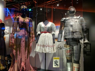 Costumes from The Wiz on Broadway