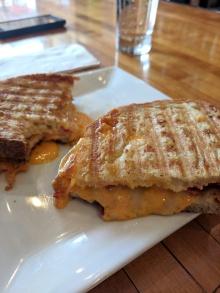 Hands down, the best grilled cheese I've ever had