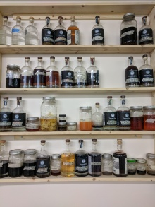 Distillery experiments at Twisted Path Distilling in Milwaukee